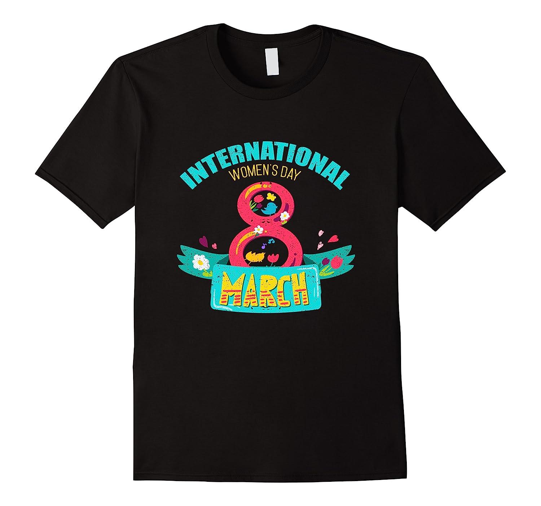 Celebrate Iwd (march 8) - International Day T-shirt Men Short Sleeve