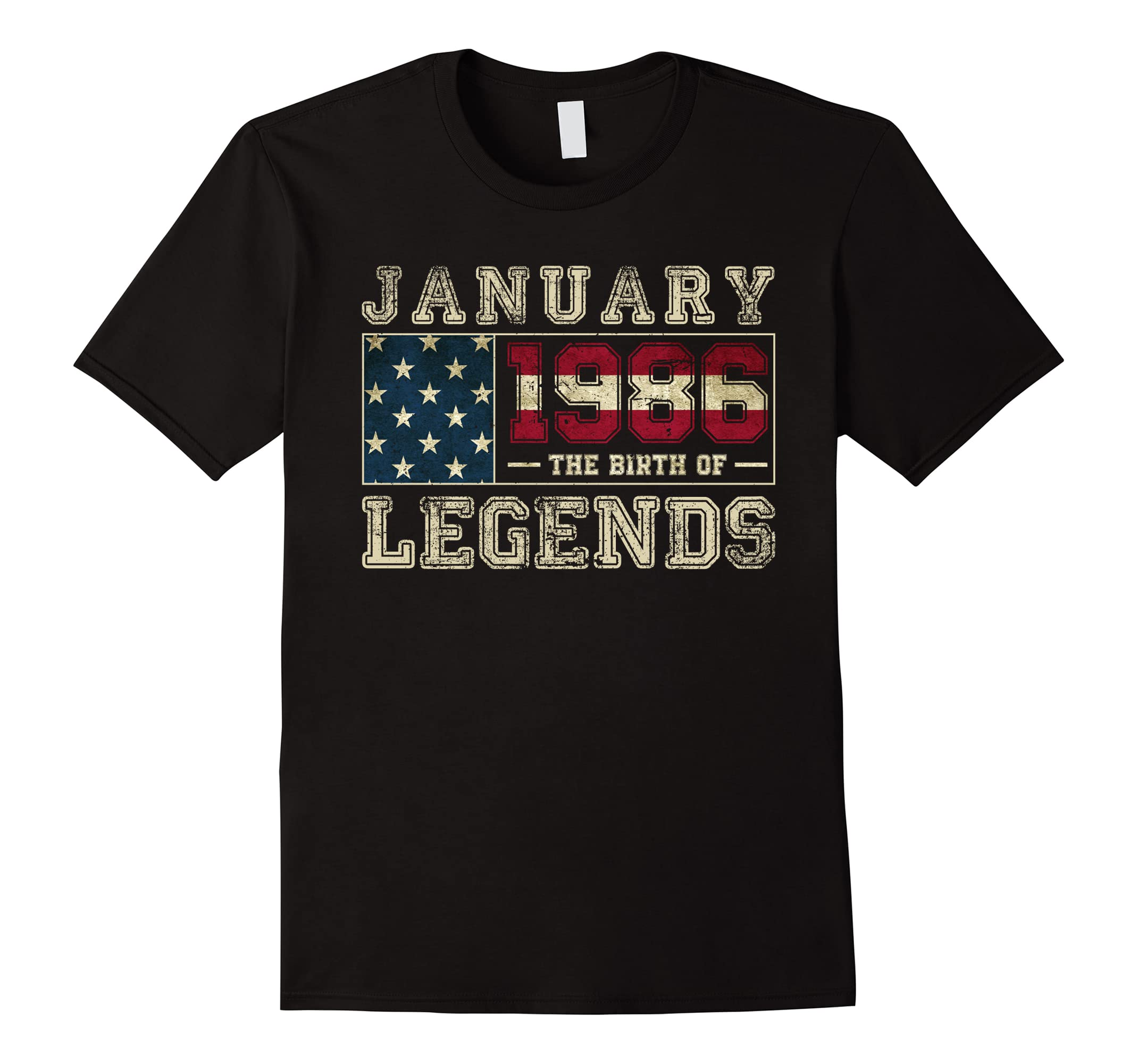 1986 January The Birth Of Legends 32 Yrs Years Old Awesome-RT
