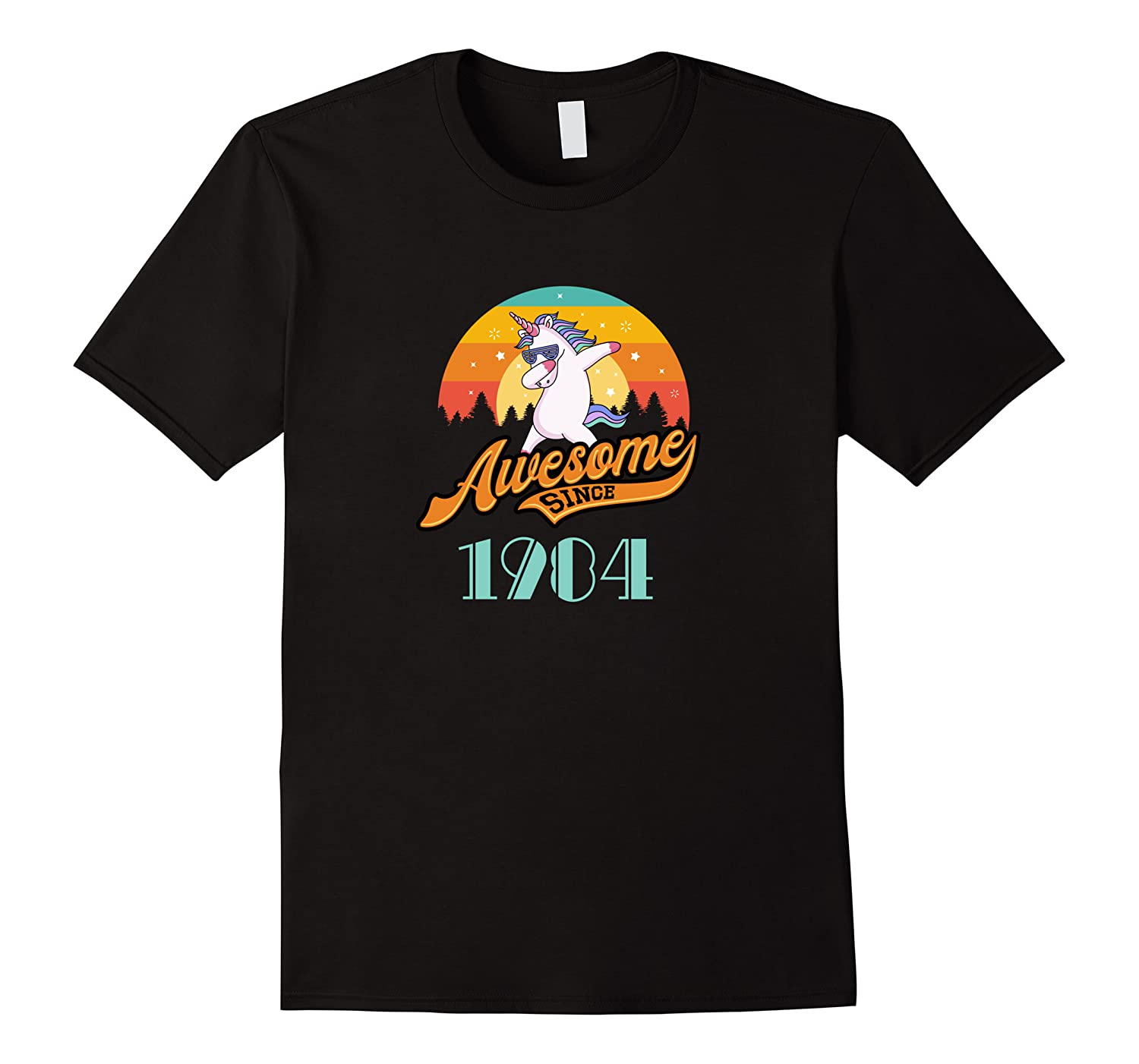 Awesome Since 1984 Year Of Birth Birthday Gift Shirts Men Short Sleeve