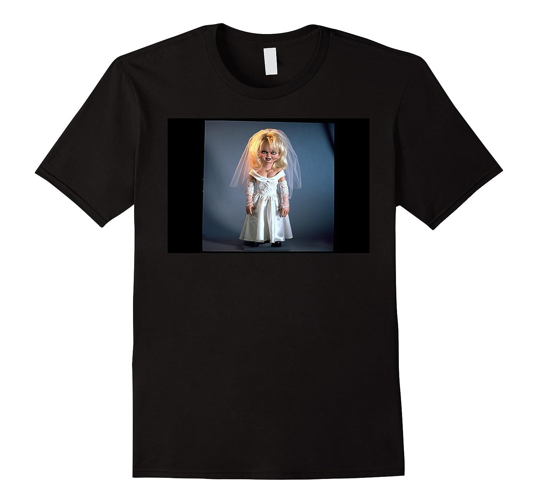 Bride Of Chucky Tiffany Forward Pose Shirts