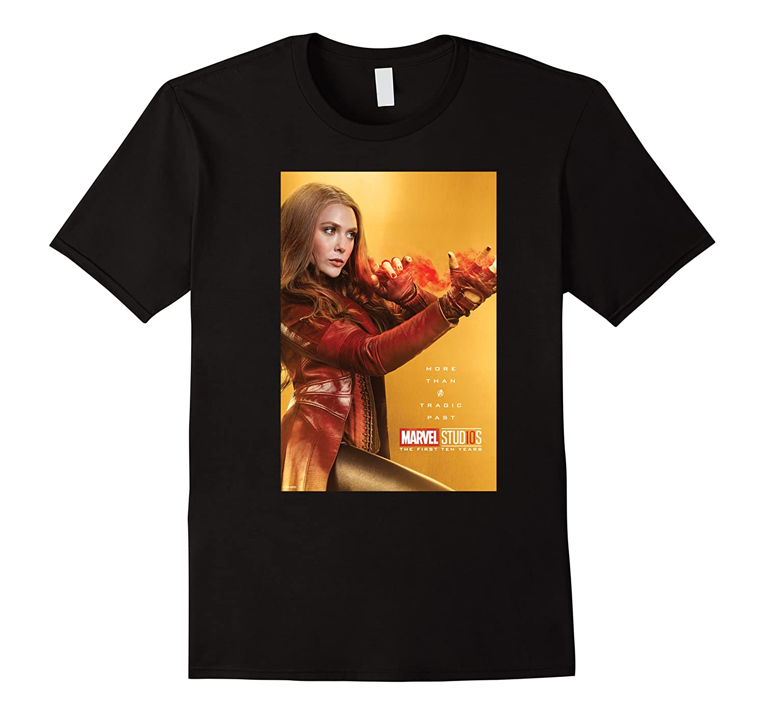 Studios 10 Years Scarlet Witch Poster Shirts