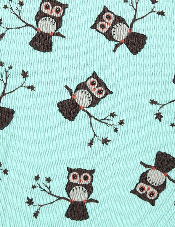 Leveret Baby Boys Footed Pajamas Sleeper 100/% Cotton Kids /& Toddler Owl Pjs 6 Months-5 Toddler