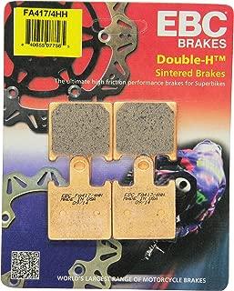 // GTR1400 2008-2014 Semi-metallic AHL Front /& Rear Brake Pads Set for Kawasaki Concours 14 ZG1400