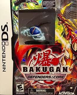 BAKUGAN 2:DEFENDERS OF THE CORE W/FIGURE