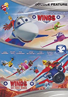 Wings / Wings Sky Force Heroes - Double Feature