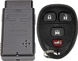 Dorman 99160 Keyless Entry Transmitter for Select Chevrolet/GMC Models, Black (OE FIX)