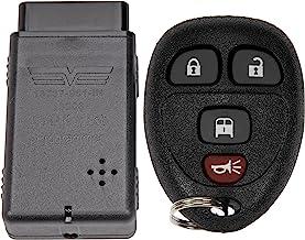 Dorman 99160 Keyless Entry Transmitter for Select Chevrolet / GMC Models (OE FIX)