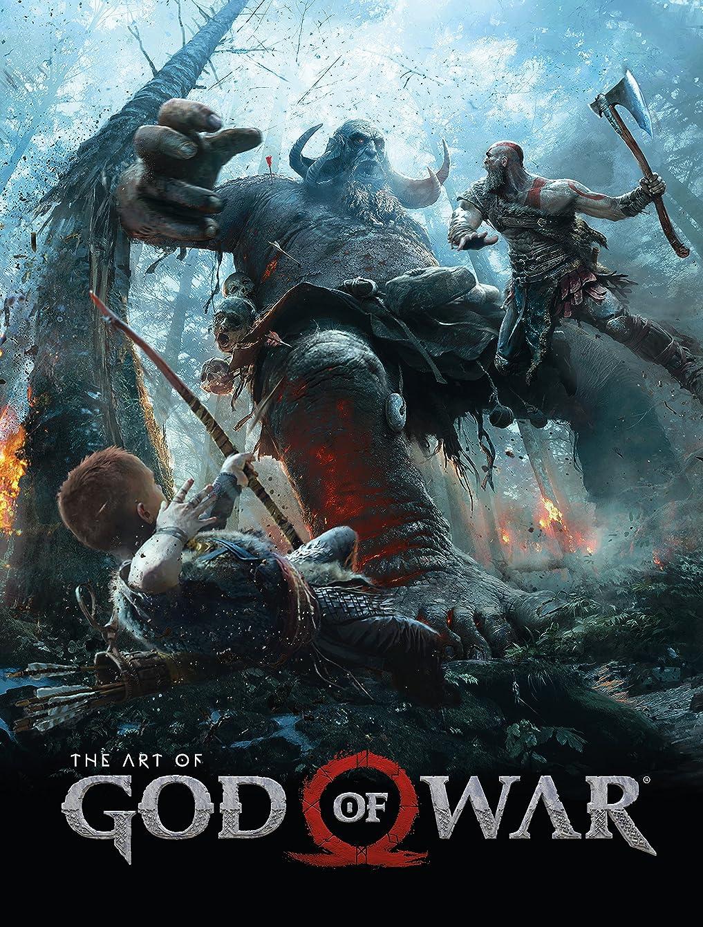 更新使役アーティファクトThe Art of God of War (English Edition)