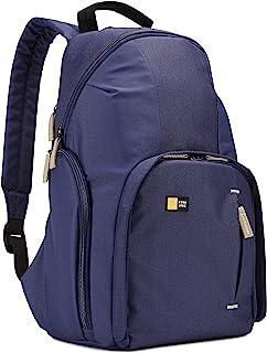Case Logic TBC411IND - Mochila para cámara, color azul eléctrico