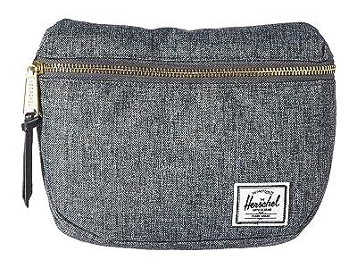 Herschel Supply Co. Fifteen (Raven Crosshatch) Bags