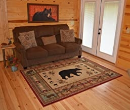 Best cabin themed decor Reviews