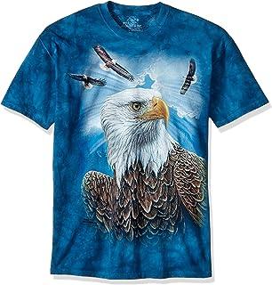 The Mountain Men's Guardian Eagle T-Shirt