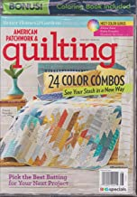 american patchwork and quilting june 2017