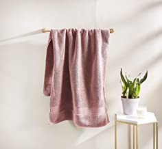 Splendid Home Laguna Bath Towel Rose Dust