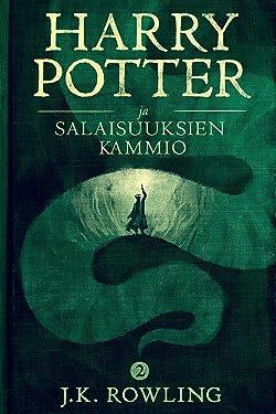 Harry Potter ja salaisuuksien kammio (Finnish Edition)