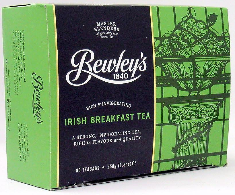 Bewley's Irish Breakfast Tea 250 g 80 Tea Bags