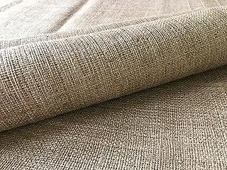 Burlapper Burlap Heavy-Weight Garden Fabric (40 Inch x 30 Feet, Natural)