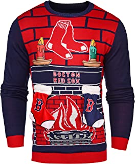 red sox christmas sweater