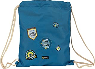 612009196 Saco Plano Reciclable National Geographic Explorer, 350xx400mm