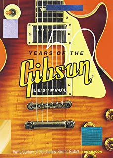 Tony Bacon: 50 Years of the Gibson Les Paul: A Half-Century of a Guitar Icon by Tony Bacon (21-Mar-2002) Paperback