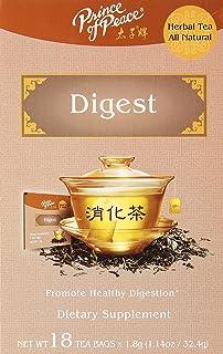 PRINCE OF PEACE Digest Tea 18 Bag, 0.02 Pound