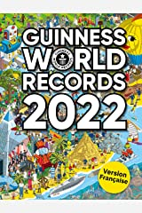 Le Mondial Des Records 2022 (Édition Française): Guinness World Records 2022 (French Edition) Hardcover