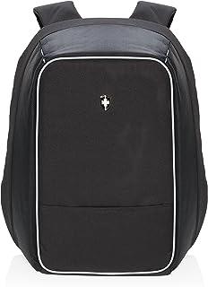 Swiss Peak Laptop Backpacks for Unisex - Polyester, Black