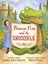 Princess Cora و التمساح