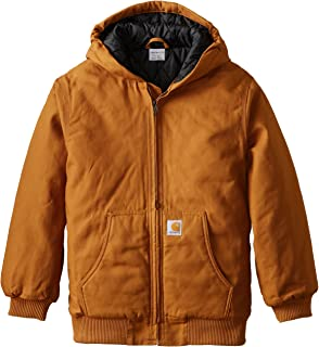 Boys' Active Jac Quilt Lined Jacket Coat