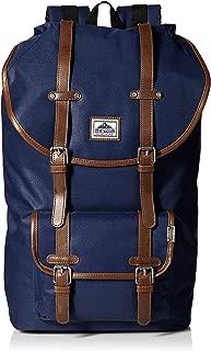 Steve Madden Men's Utility Backpack, Navy, One Size