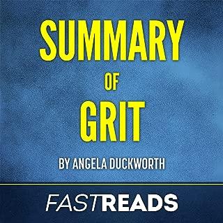 Summary of Grit by Angela Duckworth: Includes Key Takeaways & Analysis