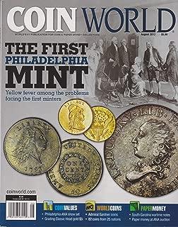 Coin World Magazine (August 2012)