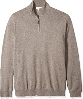 100% Cashmere Crew Neck Pullover Sweater