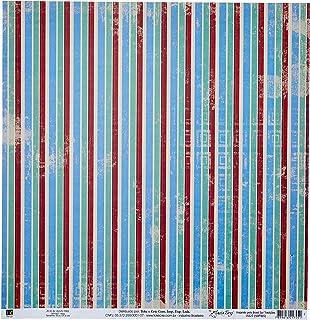 Kit Fls. P/ Scrap Df Col. Viajando Pelo Brasil Sul Tradicoes C/12 Un (By Flav, Toke E Crie, Sdf465, Multicolorido, Pacote ...