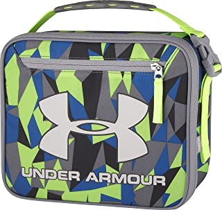 Under Armour Lunch Box, Geo Cache Gray