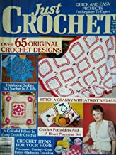 Just Crochet Magazine Summer 1988