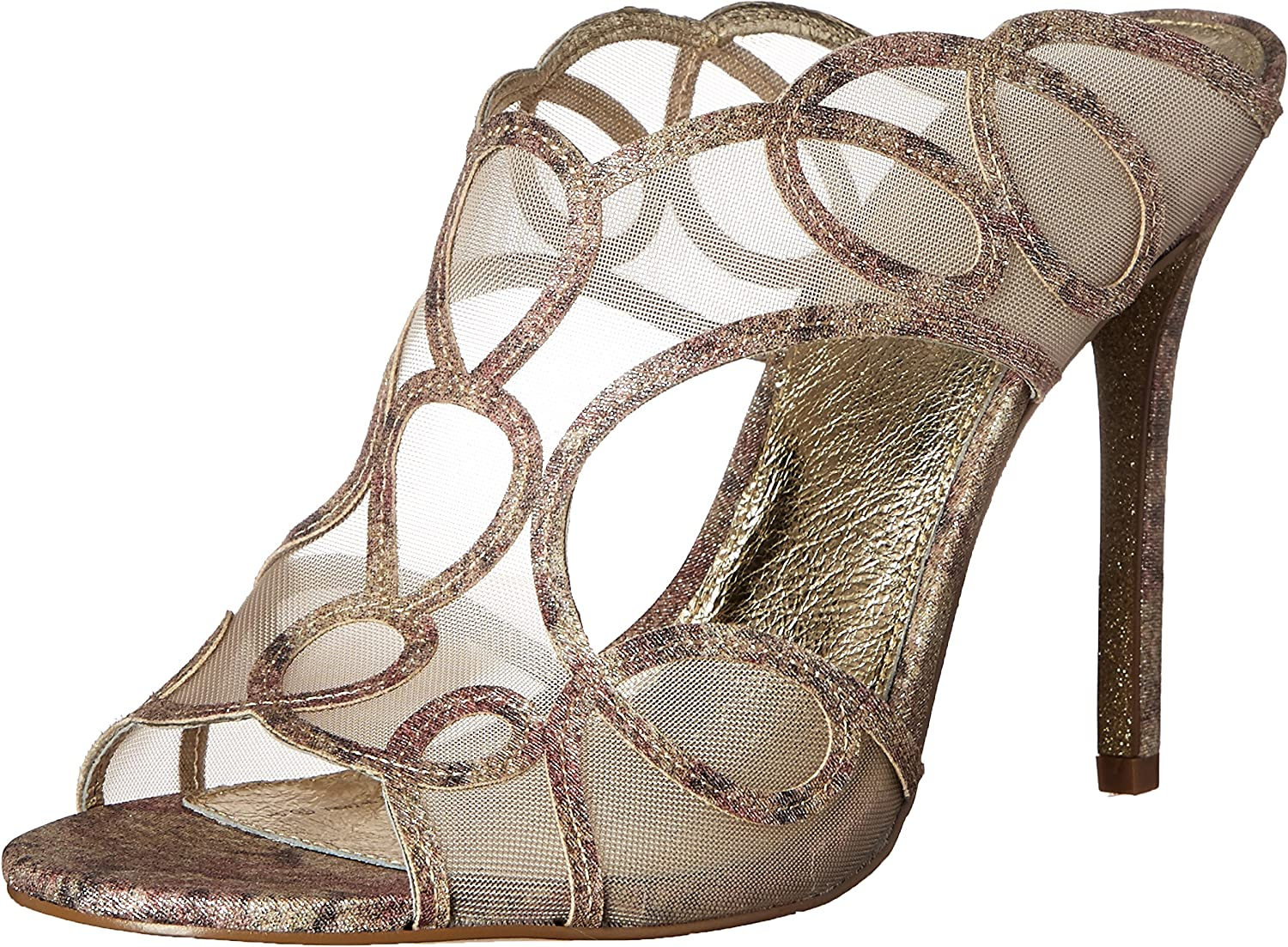 Adrianna Papell Womens Glam Dress Sandal