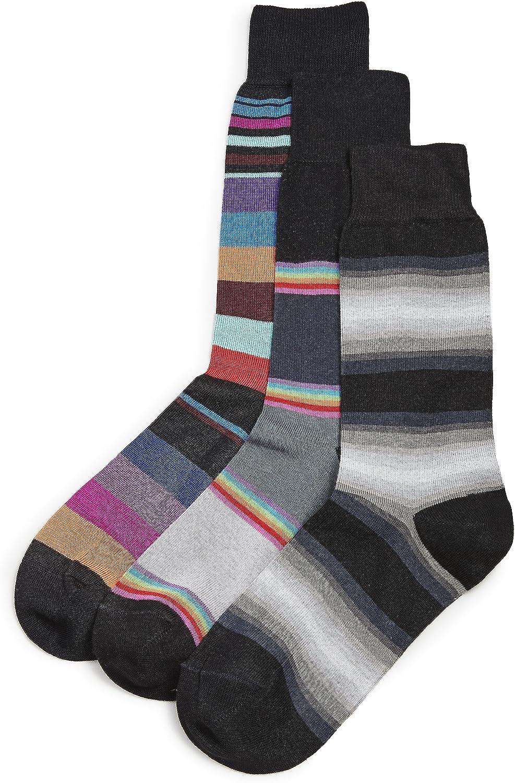 Paul Smith Men's Crew Socks 3 Pack
