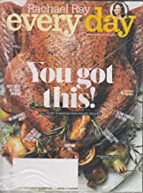 Rachael Ray Every Day November 2017 You Got This! All Your Thanksgiving Issues Solved.