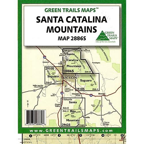 Catalina Island Map: Amazon.com on