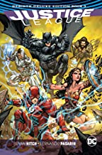 Justice League: The Rebirth Deluxe Edition Book 3 (Justice League Rebirth)
