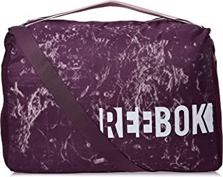 Reebok Sport and Outdoor Duffle Bags for Women, Purple, DU2783 (DU2783)