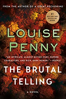 The Brutal Telling: A Chief Inspector Gamache Novel (A Chief Inspector Gamache Mystery Book 5)