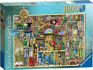 Ravensburger The Bizarre Bookshop 2 Puzzle 1000pc,Adult Puzzles