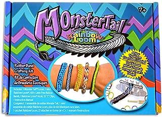 Best rainbow loom monster tail bracelets Reviews