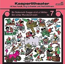 De Schorsch Gaggo reist uf Afrika: Chaschperli, so wart au. Ich mag nümme laufe