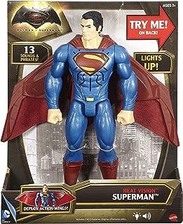 Batman v Superman Dawn of Justice Heat Vision Superman 12 Deluxe Figure