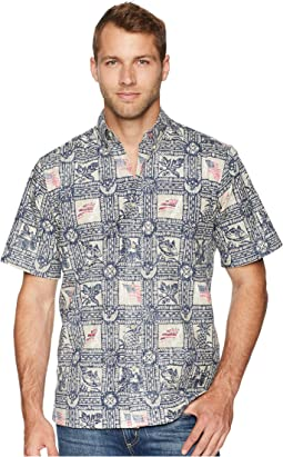 Summer Commemorative 2018 Classic Fit Aloha Shirt