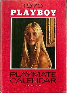 Playboy Playmate Wall Calendar 1970