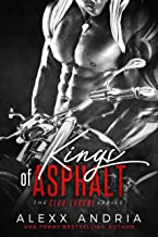 Kings of Asphalt (Motorcycle Club BBW Romance) (Club Chrome Book 1) (English Edition)